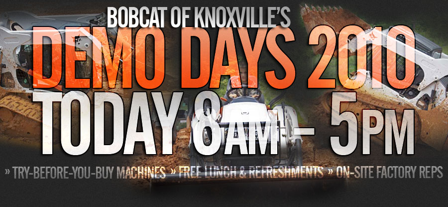 Bobcat of Chattanooga | Compact Equipment